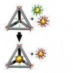 الماس خودآرایی داده شده = نانوذرات طلا + DNA
